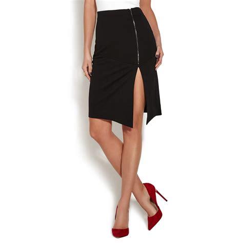 side zip midi pencil skirt shoedazzle
