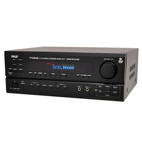 pylehome ptab home  office amplifiers