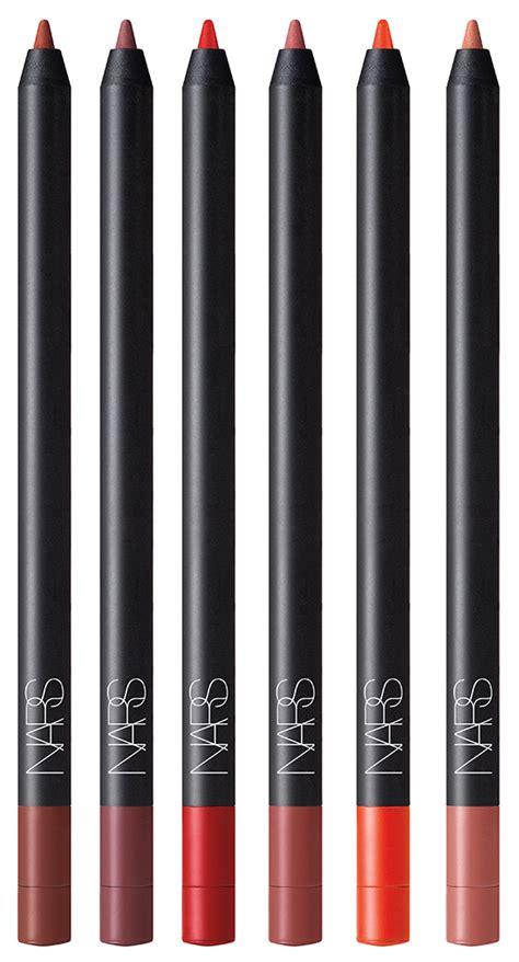 new nars velvet lip liner fall 2014 collection