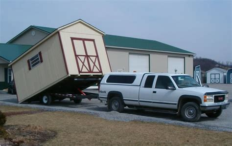 Shed Trailer Rental by Storage Shed Moving Equipment Info Nolaya