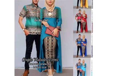 Now Baju Atasan Wanit model batik wanita terbaru modern blus atasan bawahan rok baju batik jual batik wanita murah