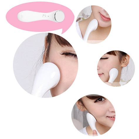 Ion Massager Setrika Wajah Anti Aging Treatment top quality electric cleanser cleanser ionic