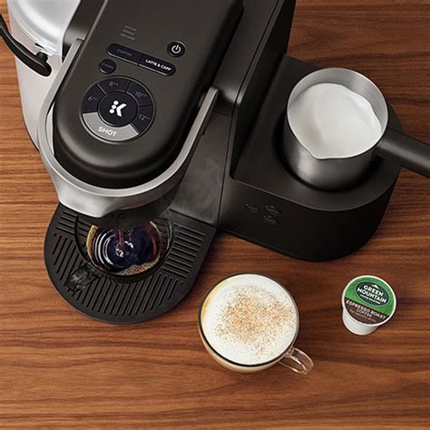 KEURIG K CAFE REVIEW   The First Keurig with a built in milk frother