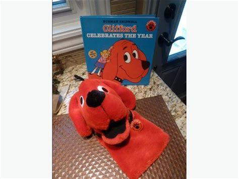 puppet book report clifford the big puppet book clifford celebrates