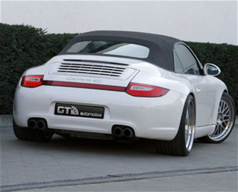 Tieferlegung Porsche 997 by Porsche 911er Modell 997 Cargraphic 20 Zoll Alufelgen