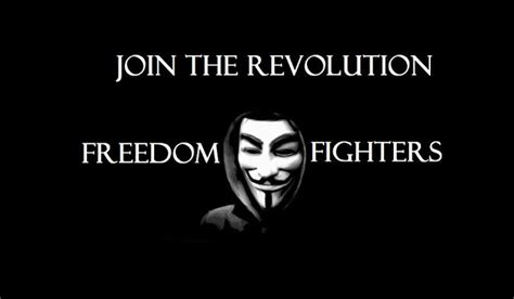 Join The Revolution by Join The Revolution Freedom Fighters Anonymous Of