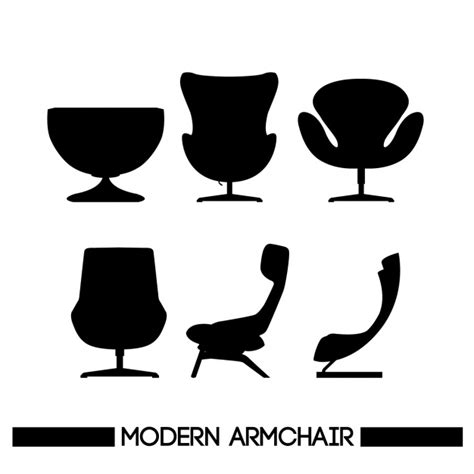 chair side view vector armchair icon vectors photos and psd files free