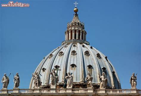 la cupola di san pietro cupola di san pietro roma vaticano foto citt vaticano