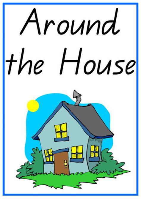 around the house 150 house vocabulary words