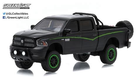 Greenlight Outs 2014 Ram I500 greenlight collectibles 2014 dodge ram 1500 all terrain