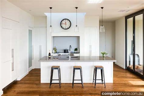 kitchen designs victoria an elegant minimalist kitchen design completehome