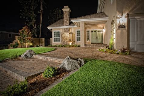 front yard steps traditional exterior san diego by jd design