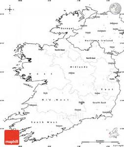 Ireland Blank Map by Blank Simple Map Of Ireland