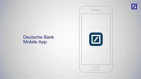 www deutsche bank mobil quot deutsche bank mobile quot die anleitung zur banking