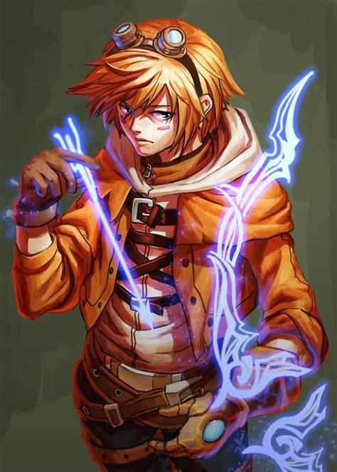 ezreal fanart zerochan anime image board