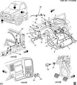 2004 Gmc Brake System Diagram Engine Brake Exhaust