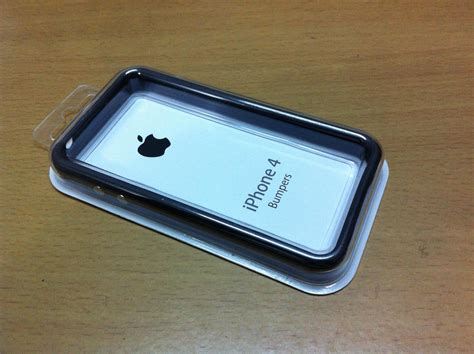 Iphone 4 Original 100 Apple Iphone4s Ha original genuine apple bumper for iphone 4s 4 from uk clickbd