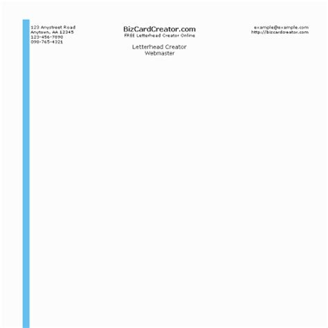 Business Letterhead Creator Software 12 Custom Letterhead Design Ideas Kooldesignmaker Letterhead Styles For Free