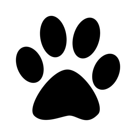 Addition Technology Inc Paw Print Silhouette