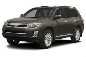 Toyota Highlander 2012 Price 2012 Toyota Highlander Hybrid Price Photos Reviews