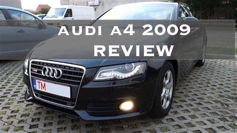 Audi A4 2009 by Audi A4 B8 2009 Review Multitronic