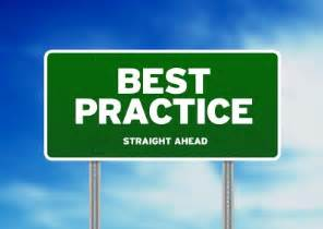 best practices approval launch website