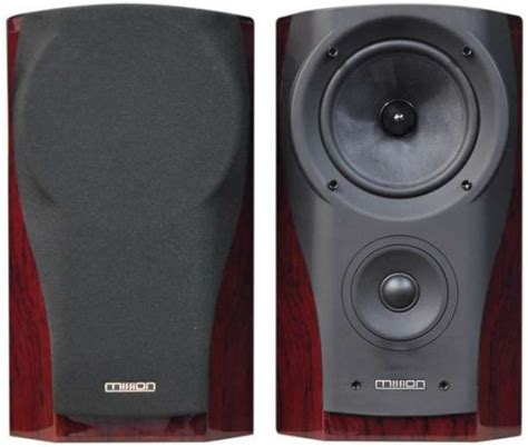 mission bookshelf speakers reviews