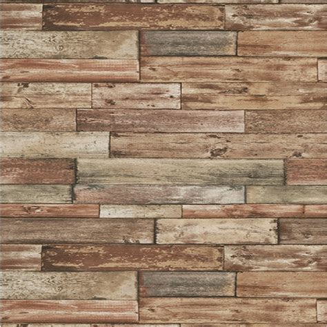 wood panel walls erismann authentic wood panel painted effect textured wallpaper