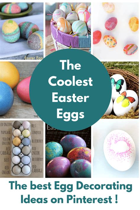 easter egg decorating pinterest easter egg decorating ideas