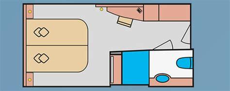 aidaprima innenkabine ia kategorien und kabinen des schiffs aidaprima aida