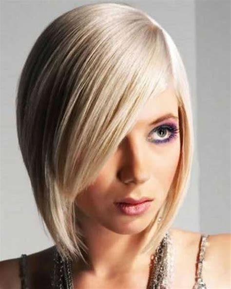 hair styles that are short and layerd with purple die in it 30 best short bob haircuts with bangs and layered bob