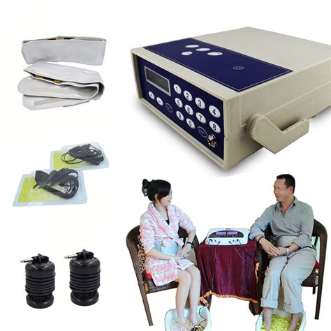 Detox Foot Spa Machine Price In Pakistan by Ionic Foot Detox Machine Health Care Ion Cleanse Detox