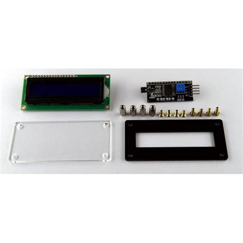 I2c Lcd Back Pack For Arduino i2c lcd backpack for arduino esp8266
