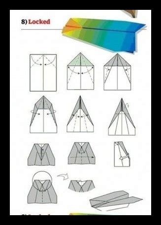 How To Make Awesome Paper Planes - 83 best paper airplanes images on aircraft