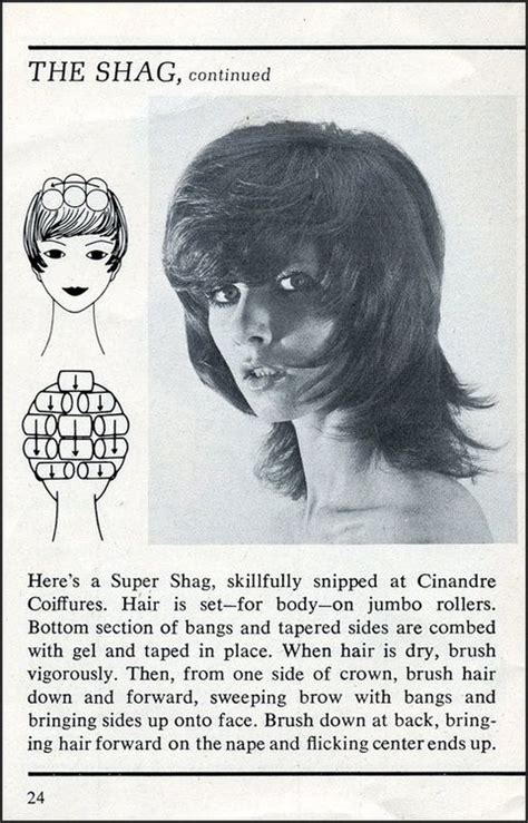 short shag instructions 17 best images about the sexy 70s on pinterest bette