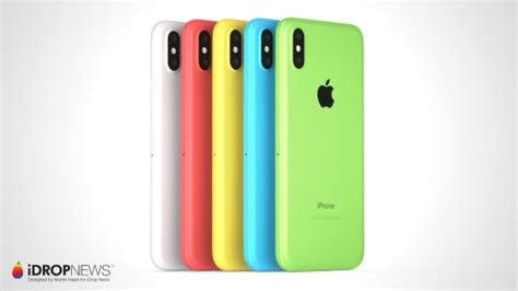 muncul konsep iphone xc  penyuka iphone  harga
