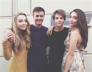 The girl meets world cast snaps fun photos as season 2 wraps m