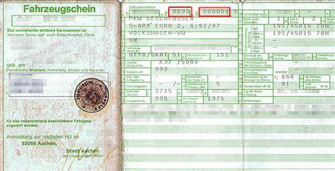 Autoversicherung Berechnen Nach Schl Sselnummer by Hsn Nummer Welches Image Hat Hsn Bewertungen Nachrichten