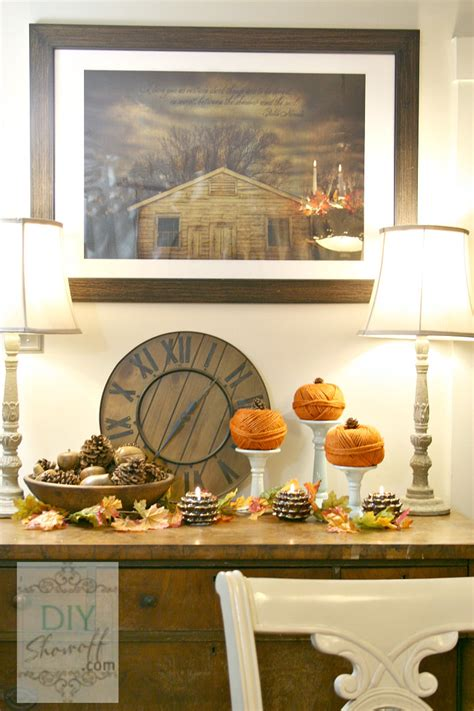 how to decorate your home for fall my love of style my diy fall festival sharing festival fall ideas diy show