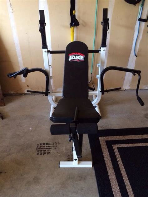 body by jake bench press body by jake weight bench and leg press sports outdoors