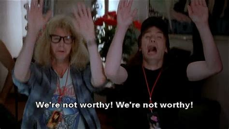 Great Moments In Wayne S World