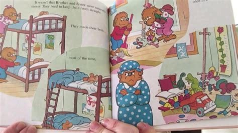 berenstain bears room the berenstain bears and the room