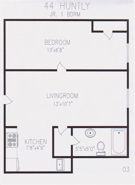 how big is a square foot 450 sq ft floor plan 450 sq feet studio apartment floor