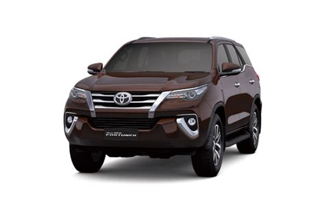 2016 Toyota Fortuner 2 4 G A T toyota new fortuner 2 4 g 4x4 a t diesel jual mobil baru