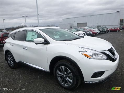 nissan murano 2017 white 2017 pearl white nissan murano sl awd 119602655 photo 18