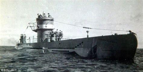 german u boats replica german u boat cruises alongside barges on british