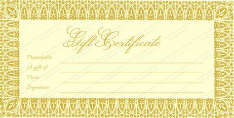 Massage gift certificate template free download un mission gold graphy gift certificate template get certificate yelopaper Gallery