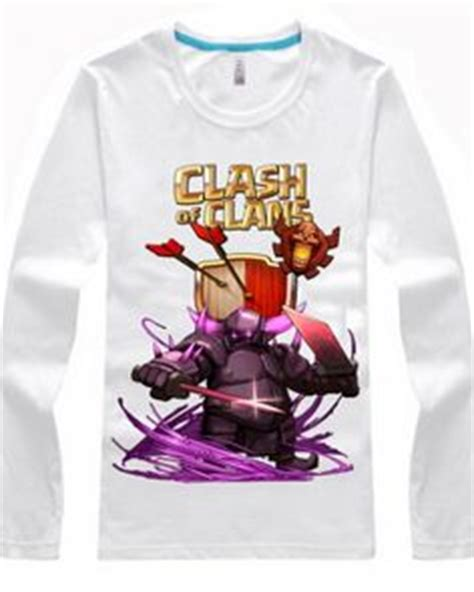 T Shirt Coc Pekka coc clash of clans t shirt lava hound t shirt sleeve