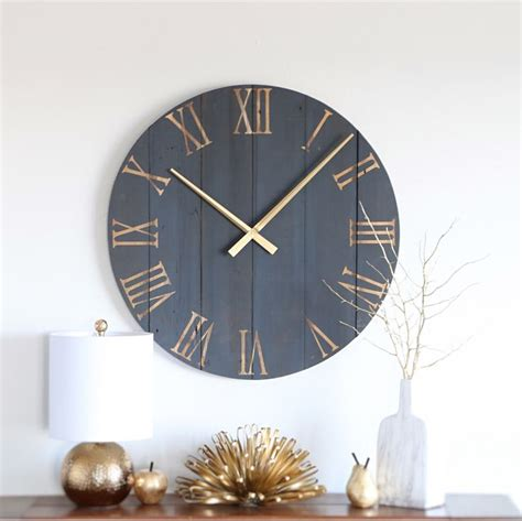 best 25 rustic wall clocks ideas only on clocks wooden clock and large rustic wall