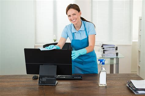 Office Cleaning by The 5 Benefits Of A Clean Office That Every Business Owner